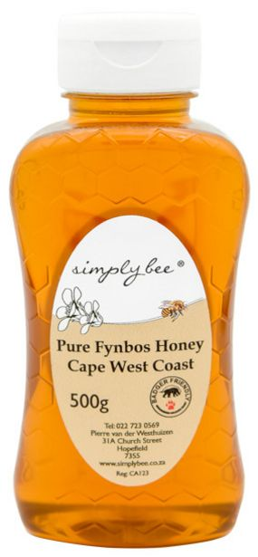 Simply Bee Pure Fynbos Honey offers at R 125