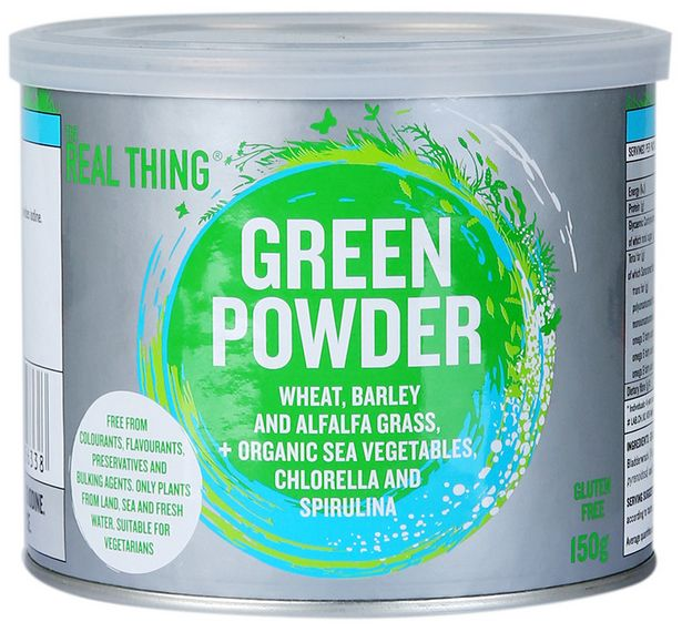 The Real Thing Green Power Powder offers at R 229
