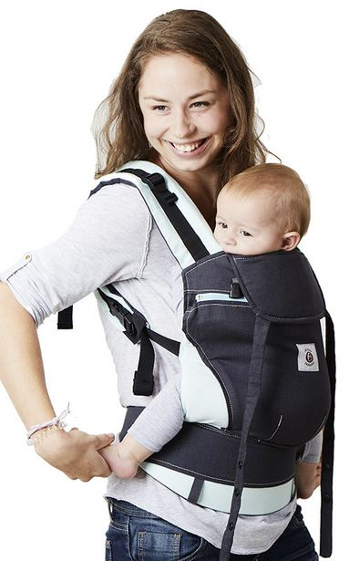 Pod Deluxe Organic Hemp Baby Carrier offer at R 1550
