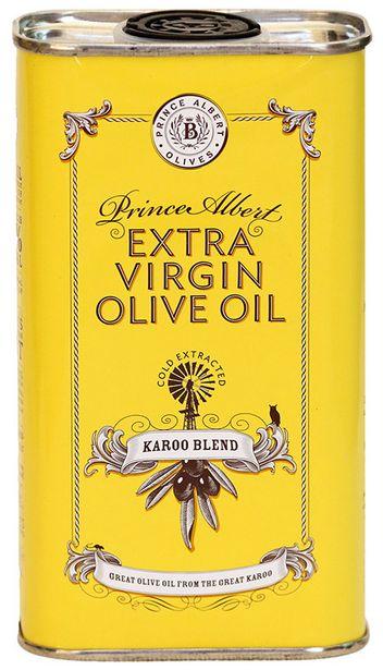 Prince Albert Extra Virgin Olive Oil - Karoo ... offers at R 78