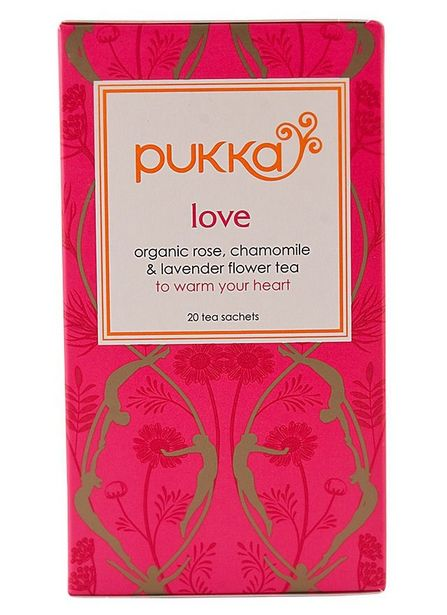 Pukka Love Tea offer at R 102