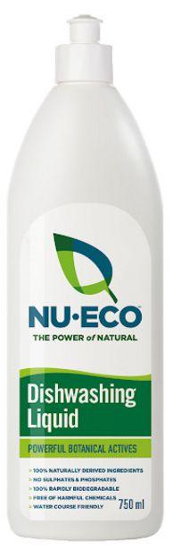 Nu-Eco Dishwashing Liquid offers at R 48