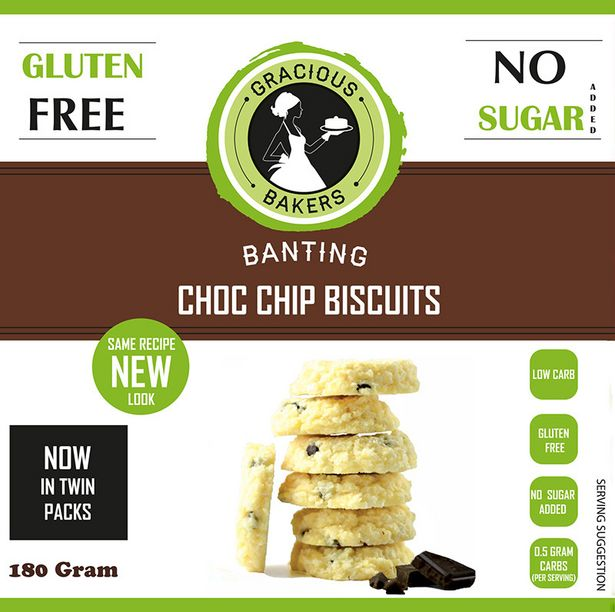Gracious Bakers Choc Chip Biscuits offers at R 64,99
