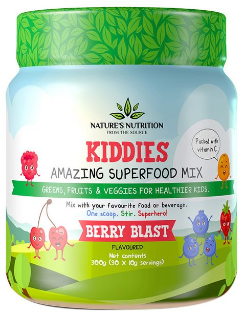 Nature's Nutrition Kiddies Amazing Superfood ... offers at R 530