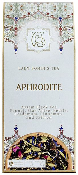 Lady Bonin's Aphrodite Tea offer at R 119