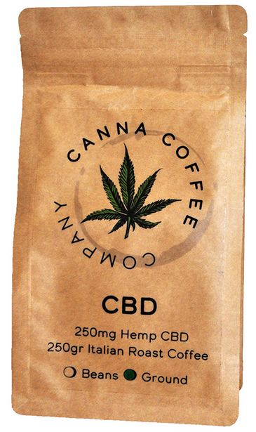 Canna Coffee Company Organic Italian Blend wi... offers at R 280