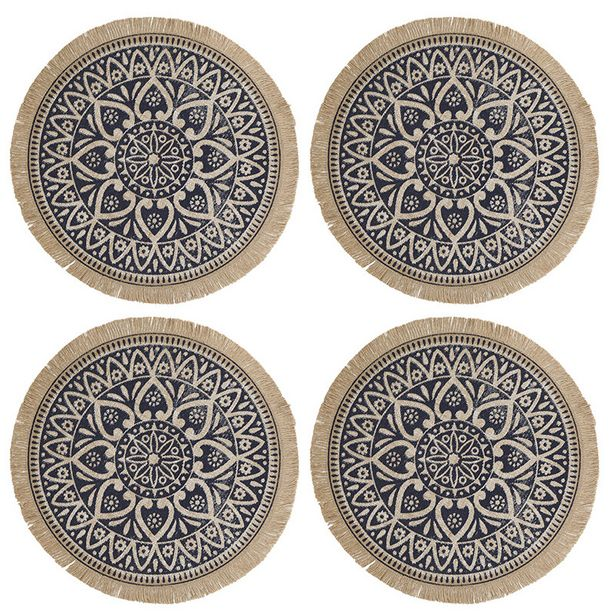 Creative Tops Jute Placemats offers at R 379