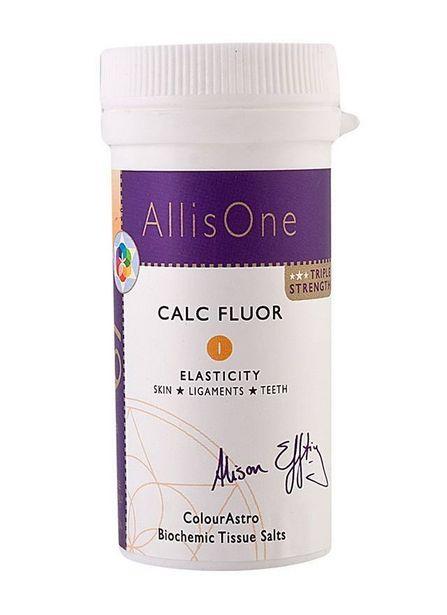 AllisOne Tissue Salts - Calc Fluor (Elasticit... offers at R 110