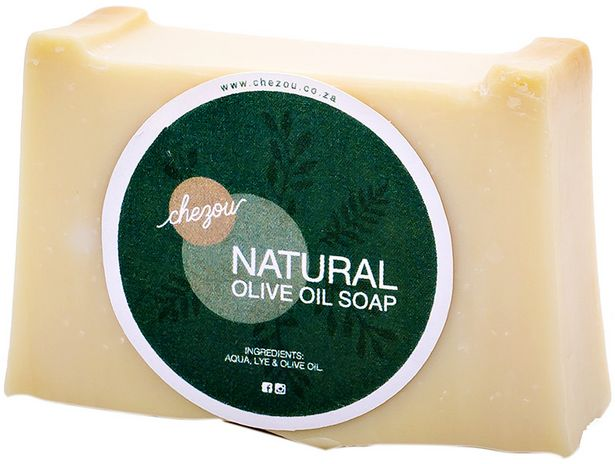 Chezou Olive Oil Soap offer at R 49
