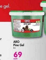 Aro Pine Gel offer at R 69