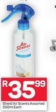 Shield Air Scents offer at R 35,99