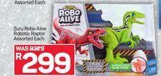 Zuru Robo Alive Robotic Reptiles offer at R 299