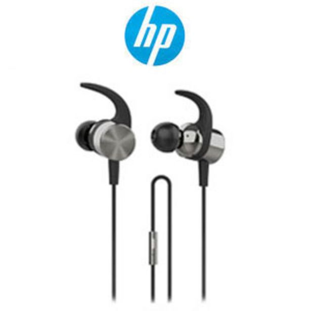 HP DHH-3114 Wired Earphone - Grey offers at R 129