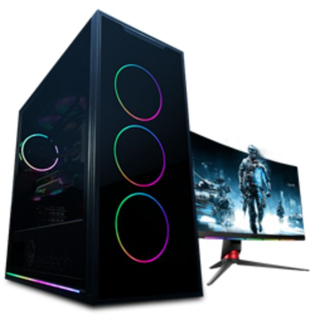 10th Gen Core i7 10700F 4.8GHz RX 5600 XT 6GB Professional Gaming PC offers at R 19899