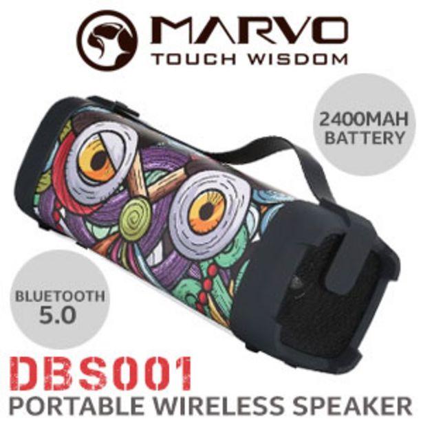 MARVO DBS001 Portable Wireless Speaker offers at R 399