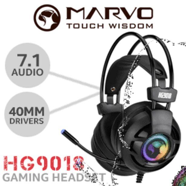 MARVO HG9018 Virtual 7.1 Gaming Headset offers at R 349