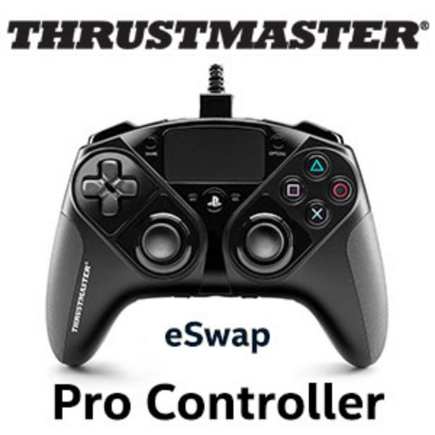 Thrustmaster eSwap Pro Controller offers at R 2499