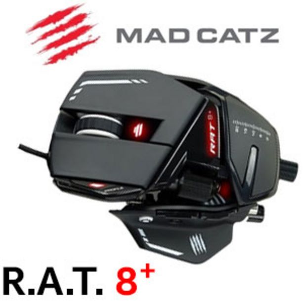 Mad Catz R.A.T.8+ Gaming Mouse offers at R 1299