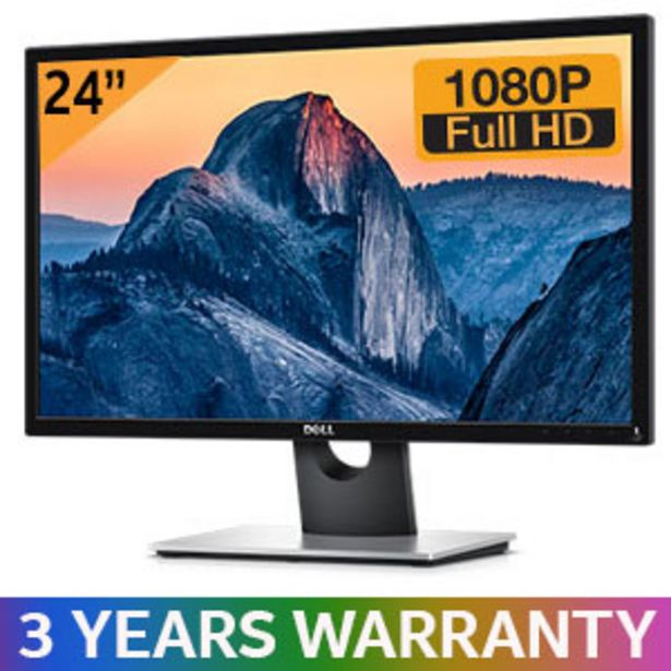 "Dell SE2417HGX 24"" Gaming Monitor offer at R 2499"