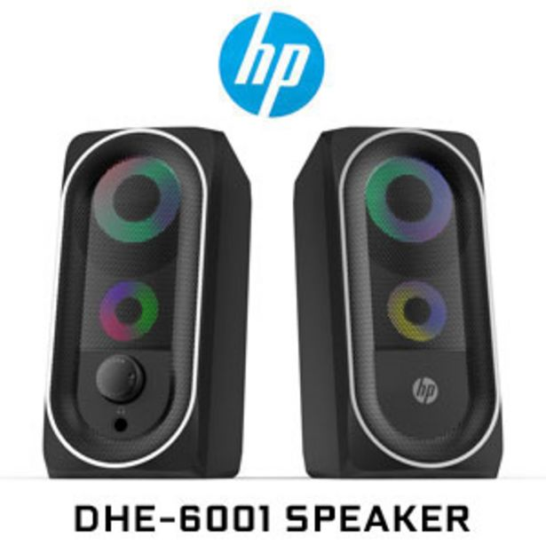 HP DHE-6001 Multimedia Speaker offers at R 399