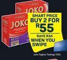 Joko Tagless Tea Bags 2 offer at R 55