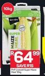 PnP Livewell Super Maize Meal offer at R 64,99