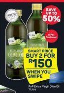 PnP Extra Virgin Olive Oil 2 offer at R 150