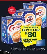 Nestle Creamora Coffee and Tea Creamer 3 offer at R 80