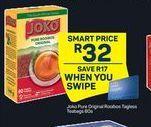 Joko Tea Bags  offer at R 32