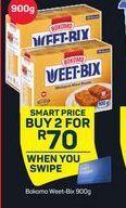 Bokomo Weet-Bix 2 offer at R 70