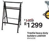 Building materials offer at R 1299