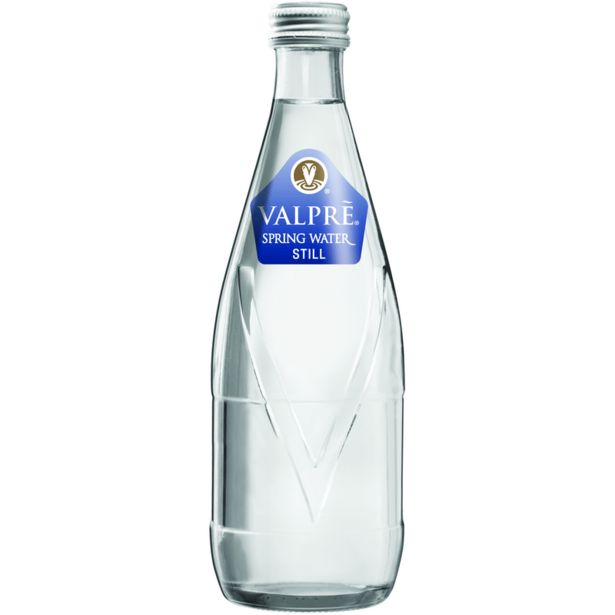 Valpré Spring Water Still Non-Returnable Bottle (24x350ML) offers at R 194,99