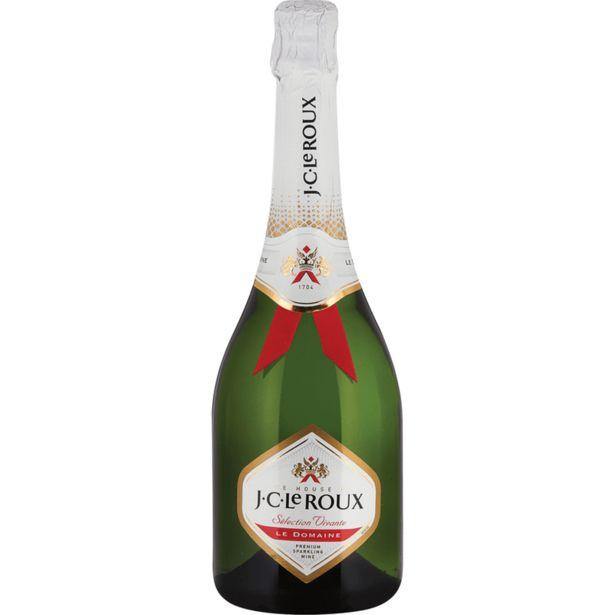 J.C. Le Roux Le Domaine Sparkling Wine (6x750ML) offer at R 401,94