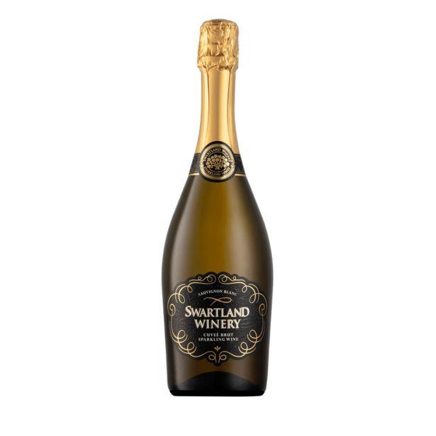 Swartland Cuvée Brut Sparkling Wine (6x750ML) offer at R 389,99