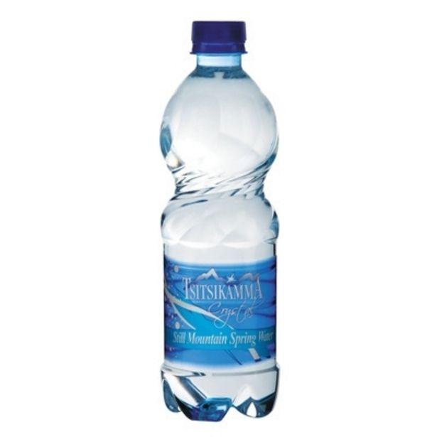Tsitsikamma Crystal Mountain Still Spring Water (24x500ML) offers at R 99,99