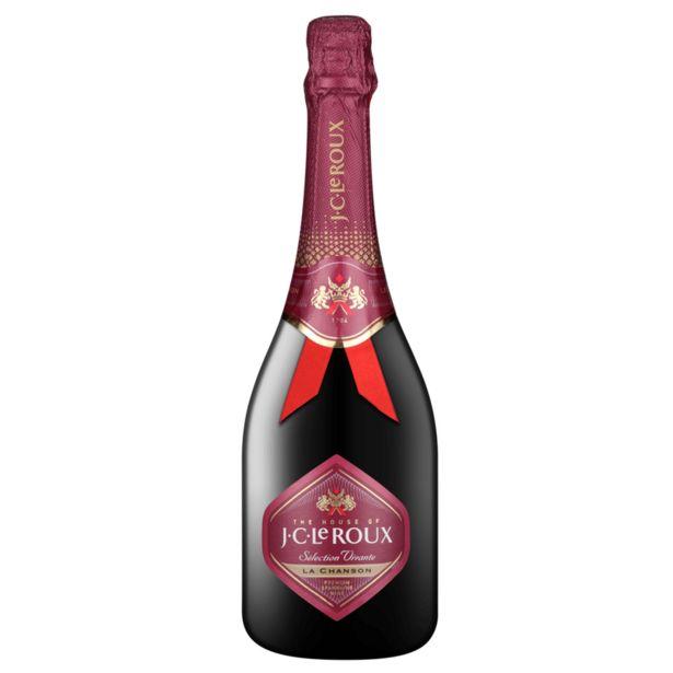 J.C. Le Roux La Chanson Sparkling Wine (6x750ML) offer at R 401,94