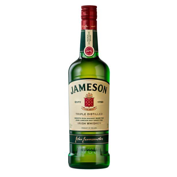 Jameson Triple Distilled Irish Whiskey (1x750ML) offer at R 314,99