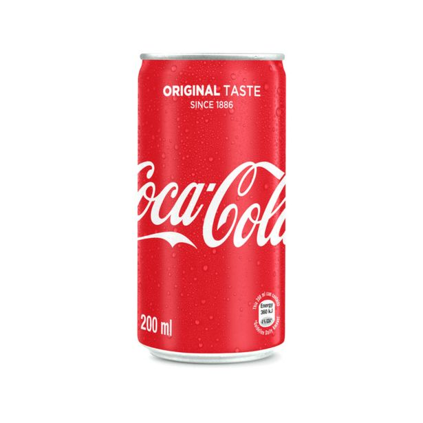 Coca-Cola Original Soft Drink Can (24x200ML) offers at R 189,99
