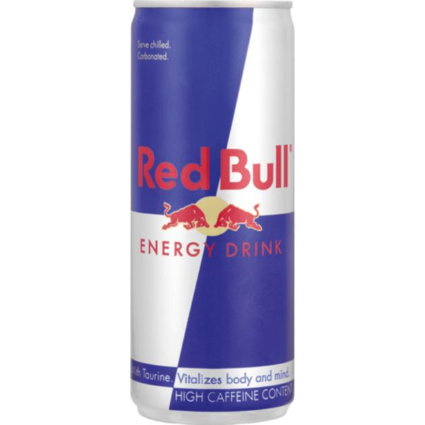 Red Bull Energy Drink Can (24x250ML) offers at R 319,99