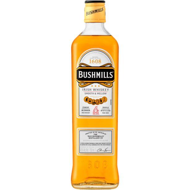 Bushmills Original Irish Whiskey (1x750ML) offer at R 269,99