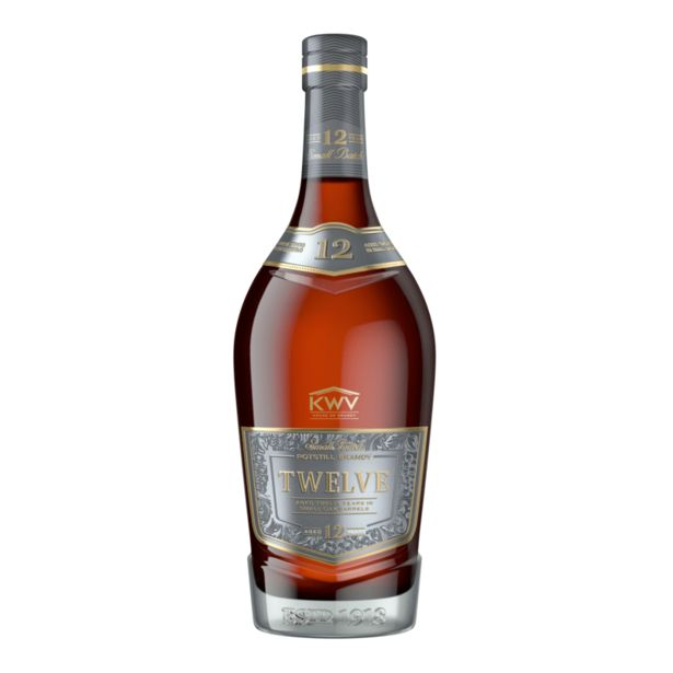 KWV 12 Year Old Brandy (1x750ML) offers at R 359,99