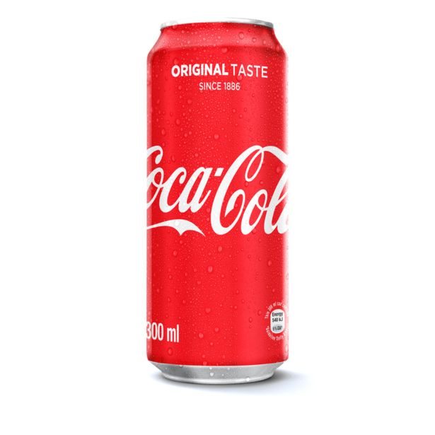 Coca-Cola Original Soft Drink Can (24x300ml) offers at R 219,99