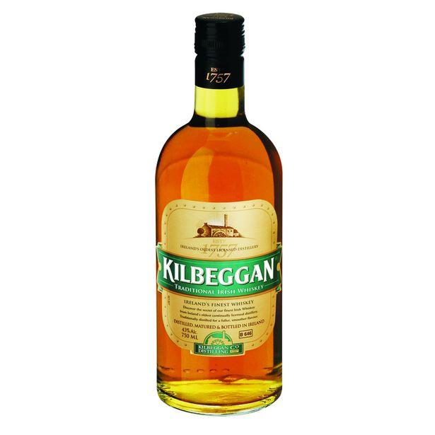 Kilbeggan Irish Whiskey (1x750ML) offer at R 199,99
