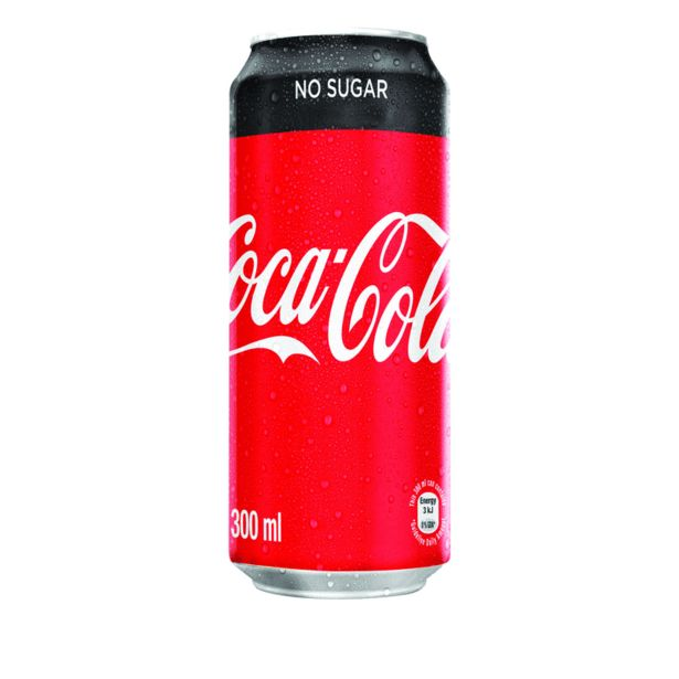 Coca-Cola Zero Soft Drink Can (24x300ml) offers at R 219,99