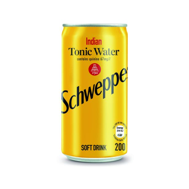 Schweppes Tonic Can (24x200ML) offers at R 189,99