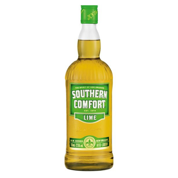 Southern Comfort Lime Liqueur Whisky (1x750ML) offer at R 159,99