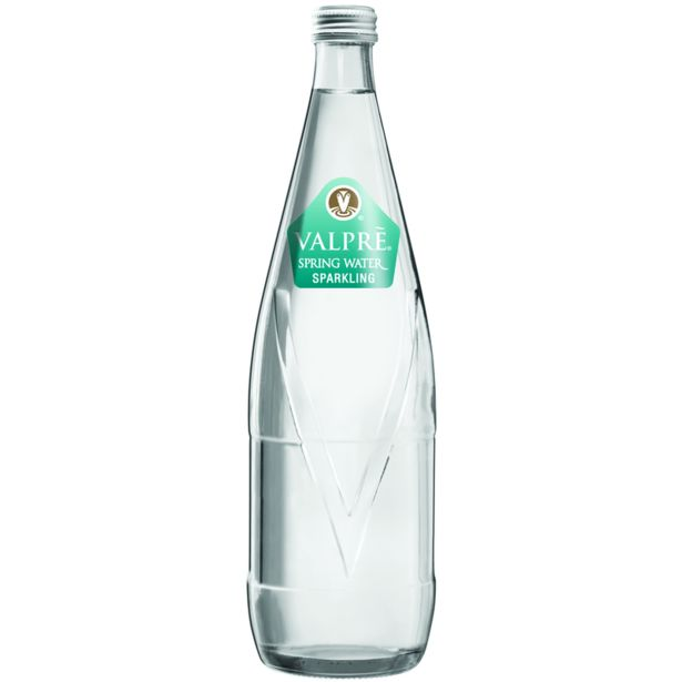 Valpré Spring Water Sparkling Non-Returnable Bottle (12x750ML) offers at R 189,99