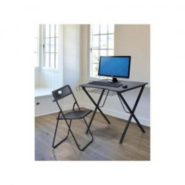 Computer Desk + Chair offers at R 899