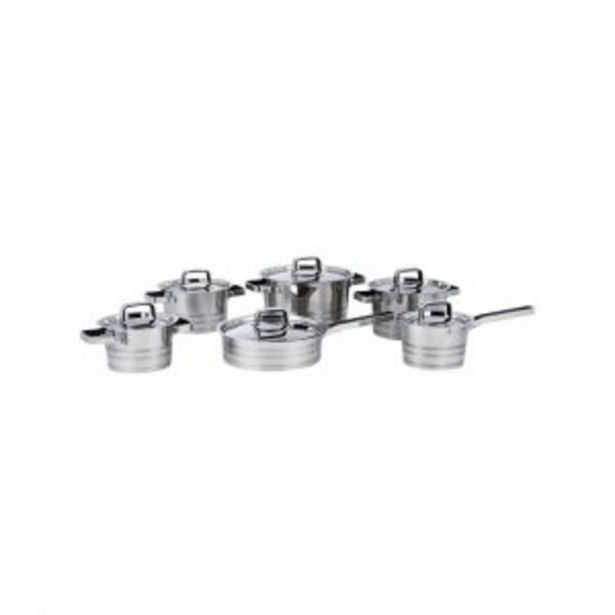 12Pce Totally Home Pot Set offers at R 2199