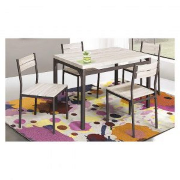 5Pce Trydan Dinette offers at R 2299